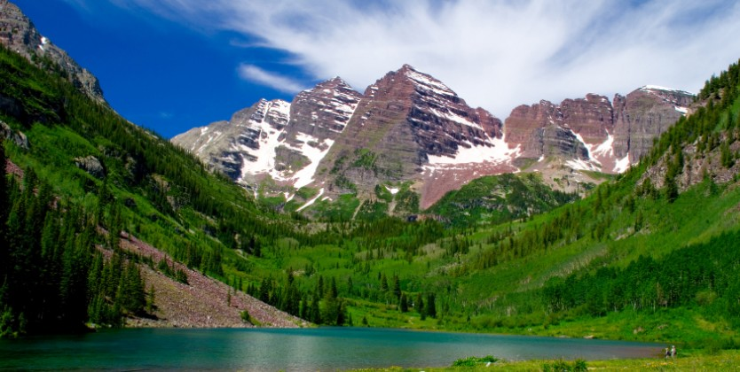 Camping permits will be required near Maroon Bells